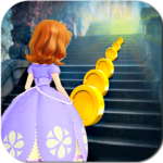 Adventure Princess Sofia Run - First Game icon