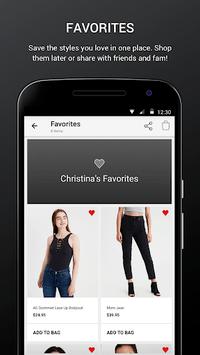AE + Aerie: Jeans, Dresses, Swimsuits & Bralettes APK screenshot 1