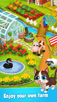 Coin Mania: Farm Dozer APK screenshot 1