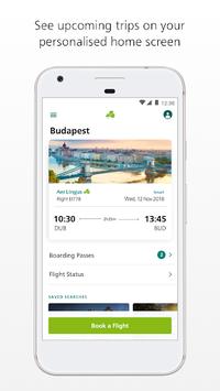 Aer Lingus App APK screenshot 1