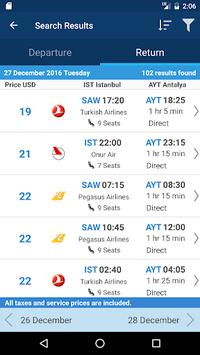 Aerobilet - Flights, Hotels, Bus, Transfer APK screenshot 1