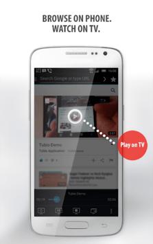 Tubio - Cast Web Videos to TV, Chromecast, Airplay APK screenshot 1