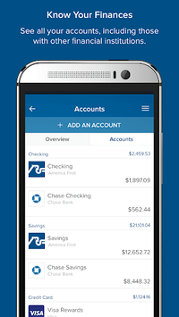 America First Mobile Banking APK screenshot 1