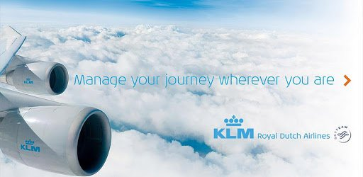 KLM - Royal Dutch Airlines pc screenshot