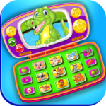 Toy Phone For Toddlers - Kids Preschool Activities icon