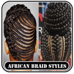 African Braid Styles icon