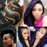 African Braids 2018 for pc icon