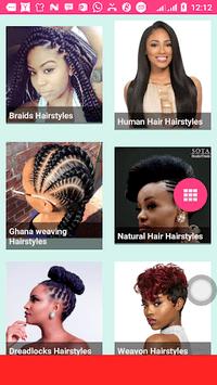 African Braids 2018 APK screenshot 1