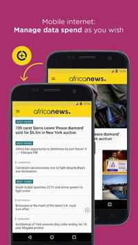 Africanews - Daily & Breaking News in Africa APK screenshot 1