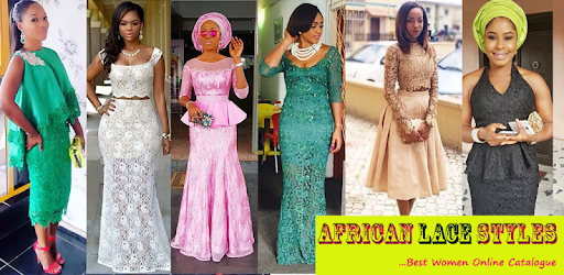 AFRICAN LACE STYLES 2018 pc screenshot