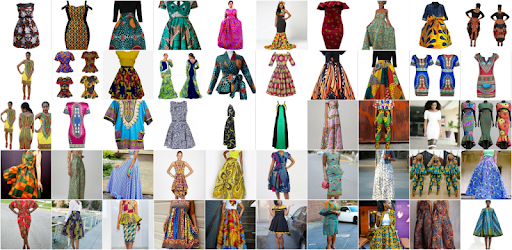 African Print Dresses Ideas pc screenshot