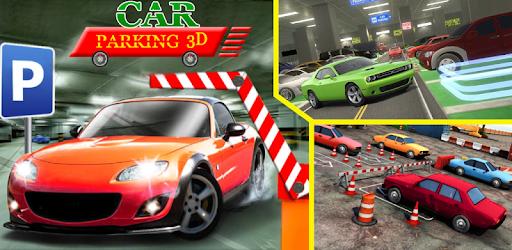 Luxury Car Parking Mania Parking Adventure pc screenshot