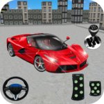 Luxury Car Parking Mania Parking Adventure icon