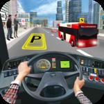 City Coach Bus Driving Simulator icon