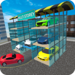 Multi Level Car Parking Game icon