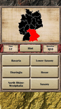 Germany - Quiz Game APK screenshot 1