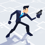 Agent Action -  Spy Shooter icon