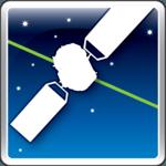 Satellite AR icon