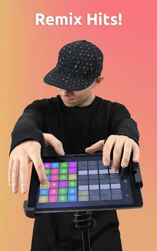 Drum Pad Machine - Make Beats APK screenshot 1