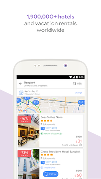 Agoda – Hotel Booking Deals APK screenshot 1