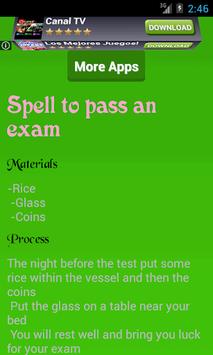 Luck Spells APK screenshot 1