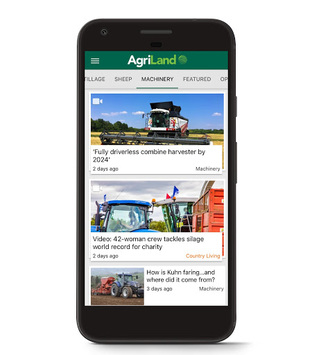 Agriland.ie News APK screenshot 1