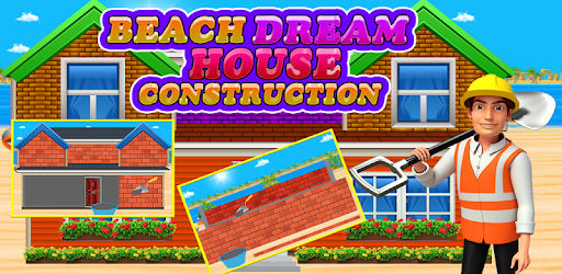 Beach Dream House Construction – Decorating Games pc screenshot