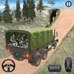 US Army Truck Driving Simulator icon