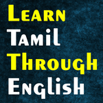 Learn Tamil through English icon