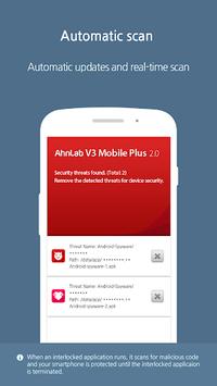 V3 Mobile Plus 2.0 APK screenshot 1