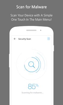 V3 Mobile Security - AntiMalware/Booster/Apps Lock APK screenshot 1