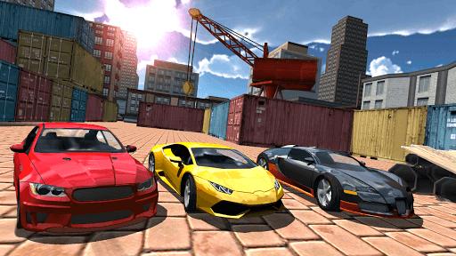 Multiplayer Driving Simulator APK screenshot 1