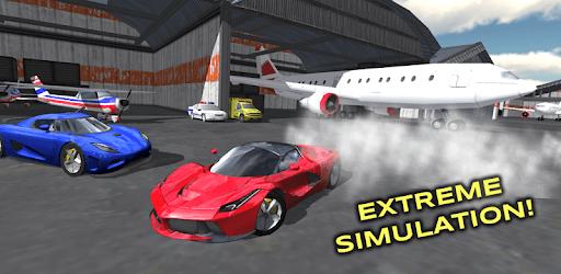 Extreme Car Driving Simulator pc screenshot