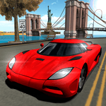 Car Driving Simulator: NY icon