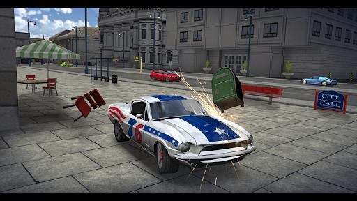 Car Driving Simulator: SF APK screenshot 1