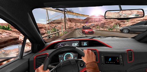 Car In Traffic 2018 pc screenshot