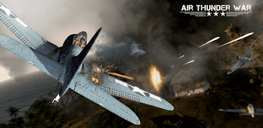 Air Thunder War pc screenshot