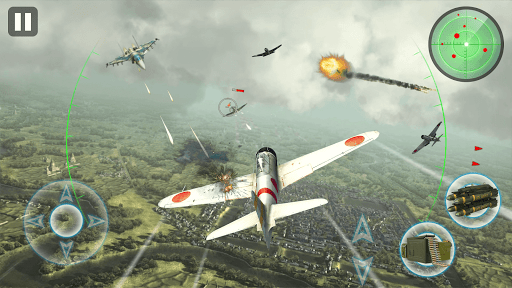 Air Thunder War APK screenshot 1