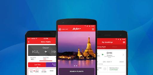 AirAsia pc screenshot