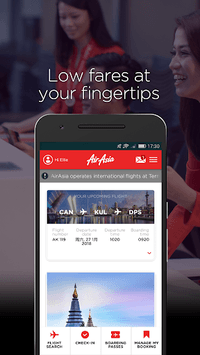 AirAsia APK screenshot 1