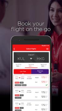 AirAsia APK screenshot 1