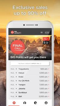 AirAsia BIG APK screenshot 1
