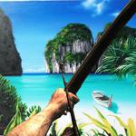 Last Survivor : Survival Craft Island 3D APK icon