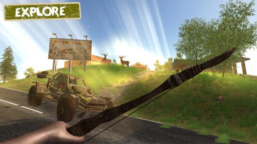 Last Survivor : Survival Craft Island 3D APK screenshot 1