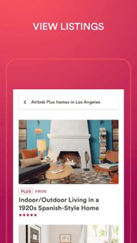 Airbnb APK screenshot 1