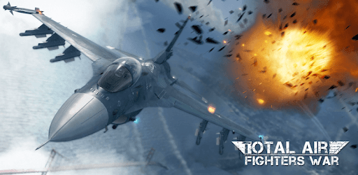 Total Air Fighters War pc screenshot