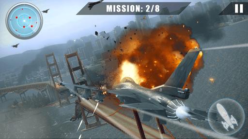 Total Air Fighters War APK screenshot 1