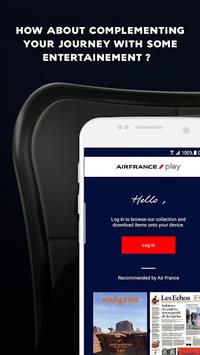 Air France Play APK screenshot 1