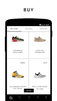 GOAT: Buy & Sell Sneakers APK screenshot 1
