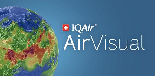 Air Quality | AirVisual pc screenshot
